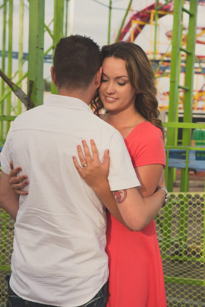 Edmonton Kdays Engagement Photography- Calgary Stampede001