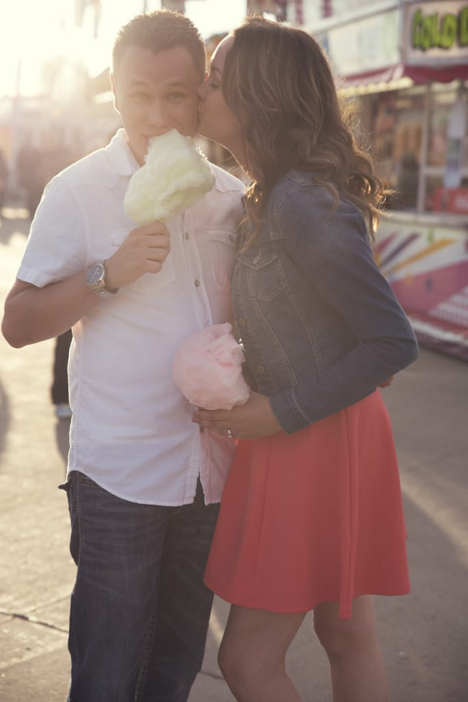 Edmonton Kdays Engagement Photography- Calgary Stampede002
