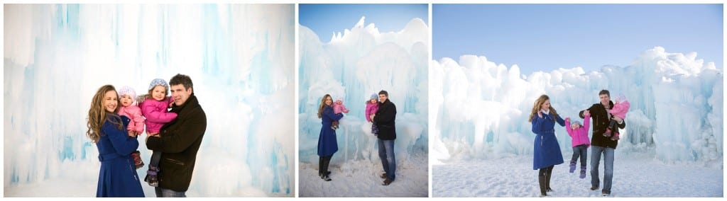 Edmonton Winter Family Outdoor Portrait Photography Ice Castles-_0021