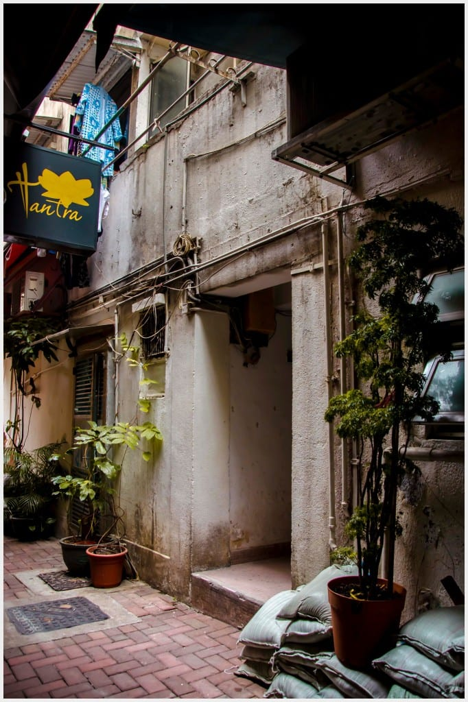 Hong Kong Central Photography sheung Wan--alley