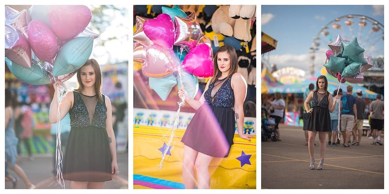 Stampede-carnival-themed-portrait-balloons